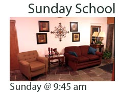 Visit Sunday School